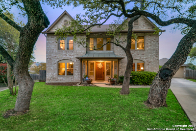 San Antonio Single Family Home New: 2331 Ruby Oaks