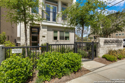San Antonio Single Family Home New: 139 Brackenridge Ave