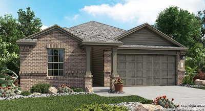 Converse Single Family Home New: 10310 Midsummer Meadow