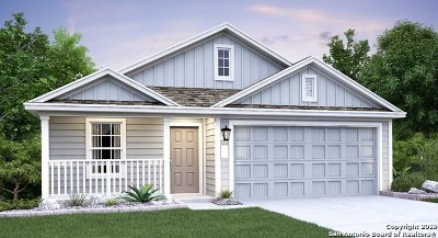 Converse Single Family Home New: 10406 Waverunner