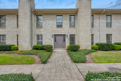 San Antonio Condo/Townhouse Active Option: 2611 Eisenhauer Rd #1204-