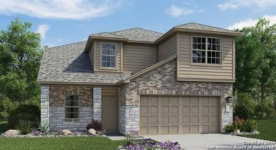 Converse Single Family Home New: 10431 Midsummer Meadow