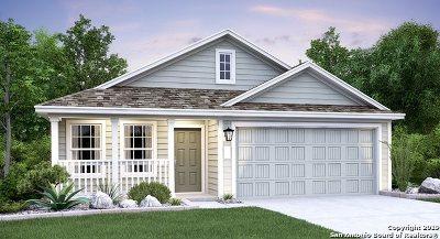 Bulverde Single Family Home New: Blk 23 Lot 13 Bard Lane