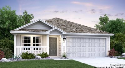 Converse Single Family Home New: 10402 Waverunner