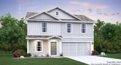 Bulverde Single Family Home New: Blk 23 Lot 14 Bard Lane