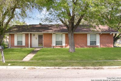 San Antonio Single Family Home New: 5807 Farragut Dr