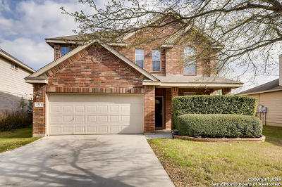 San Antonio Single Family Home New: 2511 Trinity Ct