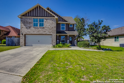 New Braunfels Single Family Home New: 2024 Ranch Estates Blvd