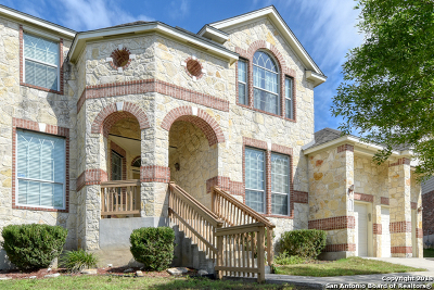 Helotes Single Family Home For Sale: 10635 Rainbow View