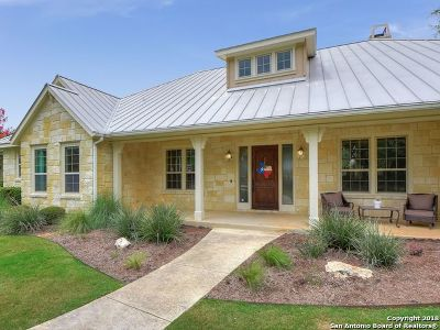 Boerne Single Family Home New: 45 Persimmon