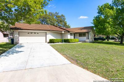 San Antonio Single Family Home New: 6714 Alan Hale St