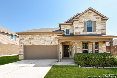 New Braunfels Single Family Home New: 2325 Broken Wheel Ln