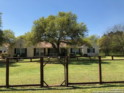 San Antonio Single Family Home New: 9311 Geronimo View St