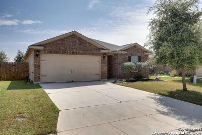 San Antonio Single Family Home Price Change: 11718 Luckey Vista