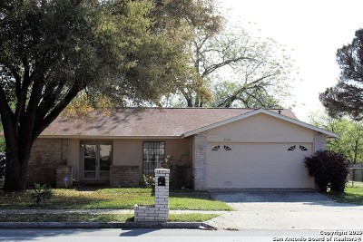 San Antonio Single Family Home New: 7310 Midcrown Dr