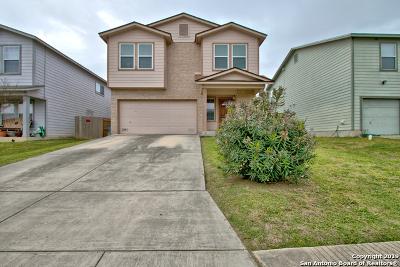 San Antonio Single Family Home New: 9818 Amber Ledge