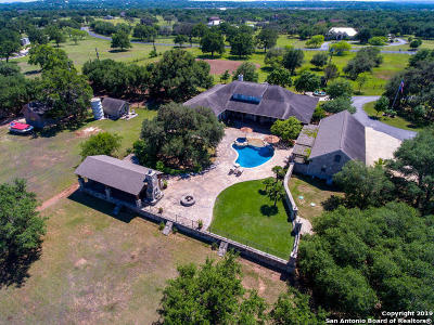 Fair Oaks Ranch Farm & Ranch For Sale: 31036 Post Oak Trail