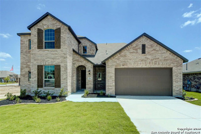 San Antonio Single Family Home New: 12206 Cowgirl Creek