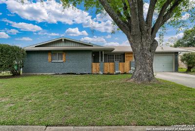 San Antonio Single Family Home New: 6311 McKeon Dr