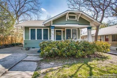 San Antonio Single Family Home New: 432 Queen Anne Ct