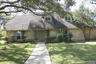 San Antonio Single Family Home New: 2806 Marlborough Dr