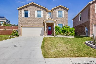 San Antonio Single Family Home New: 3418 Coahuila Way