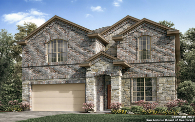 San Antonio Single Family Home New: 11211 Pomona Park