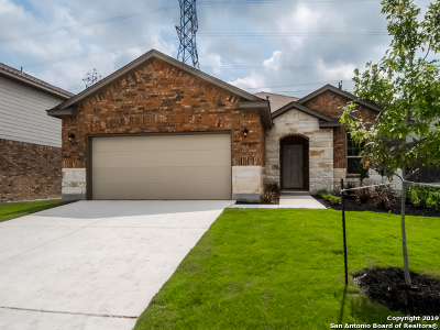 Alamo Ranch Single Family Home Price Change: 5050 Segovia Way