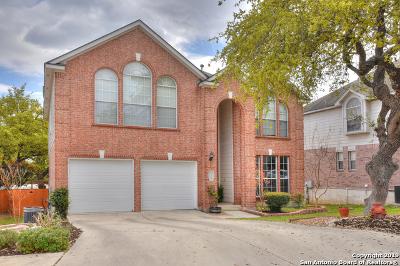 San Antonio Single Family Home New: 3219 Sable Crossing
