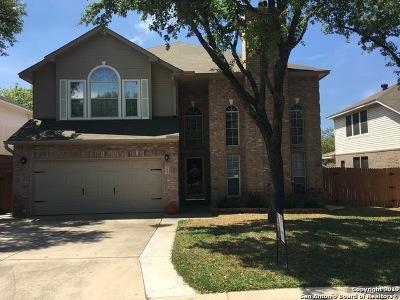 San Antonio Single Family Home New: 1227 Saxonhill Dr
