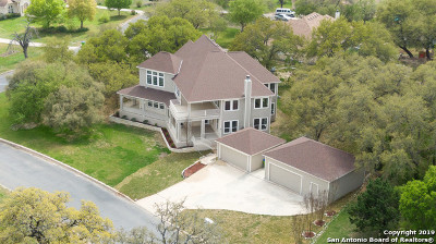 San Antonio Single Family Home New: 3315 Ravens Ranch