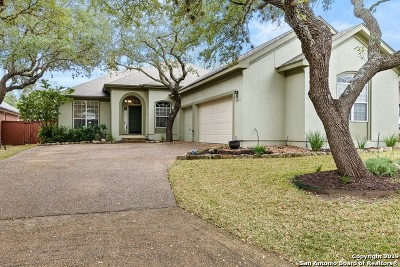 Boerne Single Family Home New: 8547 Northview Pass