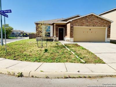 San Antonio Single Family Home New: 11702 Silver Horse