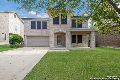 Schertz Single Family Home New: 1677 Jasmine