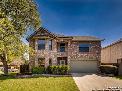 San Antonio Single Family Home New: 11094 Cedar Park