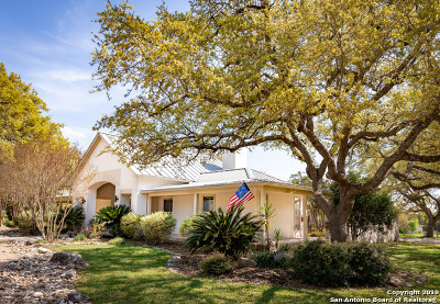 San Antonio Single Family Home New: 22050 Hanging Oak