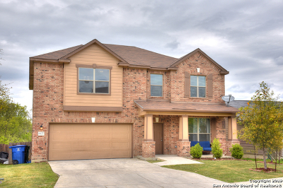 San Antonio Single Family Home New: 6127 Clematis Trail