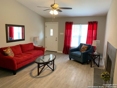 San Antonio Single Family Home New: 9607 Vale