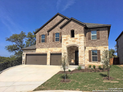 Boerne Single Family Home New: 8023 Platinum Ct