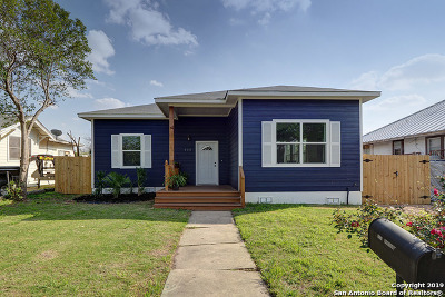 San Antonio Single Family Home New: 930 W Rosewood Ave
