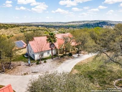 Bulverde Single Family Home New: 500 Stoney Ridge Rd