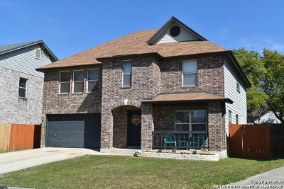 San Antonio Single Family Home New: 11507 Lands Pond