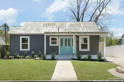 San Antonio Single Family Home New: 124 Nelson Ave