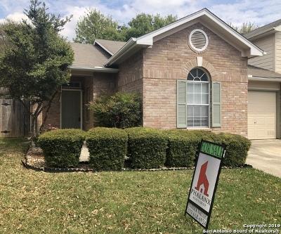 San Antonio Single Family Home New: 7706 Wexford Grove