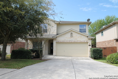 Schertz Single Family Home New: 509 Friar Rock Way