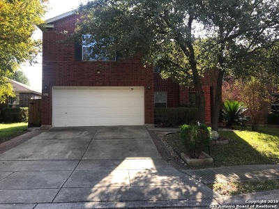 San Antonio Single Family Home New: 14818 Bypass Pt