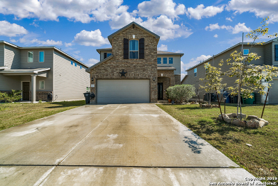 San Antonio Single Family Home New: 8214 Prickly Oak