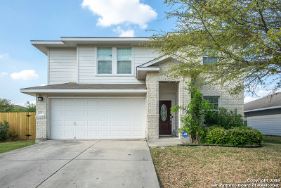 San Antonio Single Family Home New: 9515 Everton