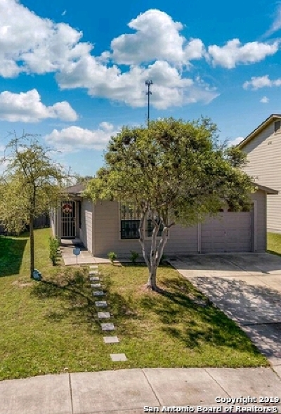 San Antonio Single Family Home Price Change: 4742 River Canyon