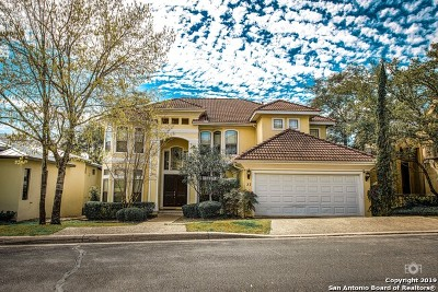San Antonio Single Family Home New: 37 Stratton Ln